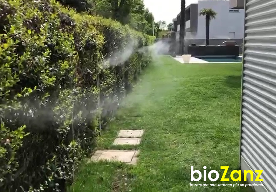 natural mosquito repellent for outdoors and gardens